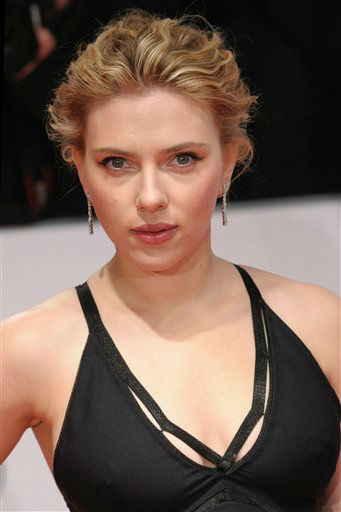 Scarlett Johansson <span class=meta>(AP Photo)</span>