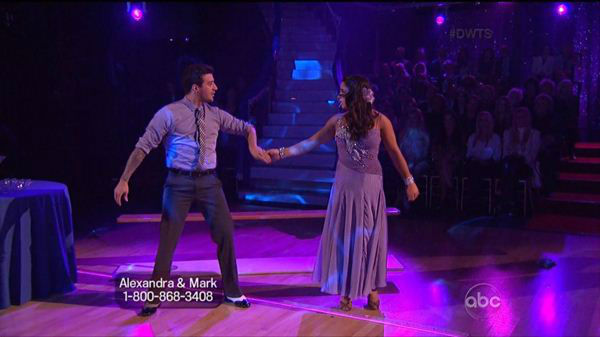 "<div class=""meta ""><span class=""caption-text "">It was prom night on Monday's episode of Dancing With The Stars (ABC Photo)</span></div>"