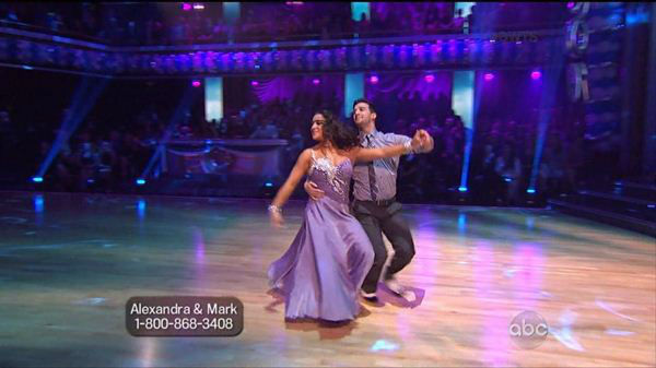 It was prom night on Monday&#39;s episode of Dancing With The Stars <span class=meta>(ABC Photo)</span>