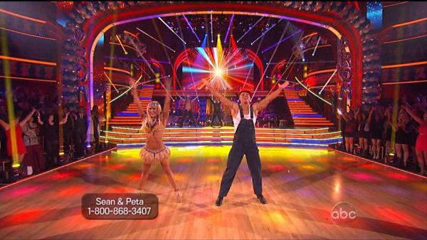 "<div class=""meta image-caption""><div class=""origin-logo origin-image ""><span></span></div><span class=""caption-text"">It was prom night on Monday's episode of Dancing With The Stars</span></div>"