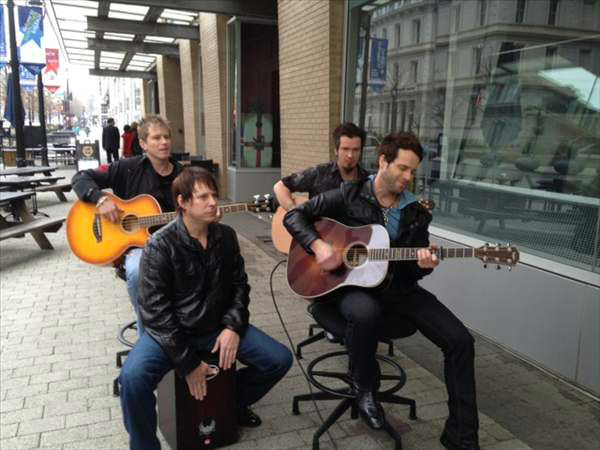 "<div class=""meta image-caption""><div class=""origin-logo origin-image ""><span></span></div><span class=""caption-text"">The band Parmalee played ""Carolina,"" which will be released on Feb. 4 - more at parmalee.com/@parmalee on Twitter. (WTVD Photo/ Lori Denberg)</span></div>"