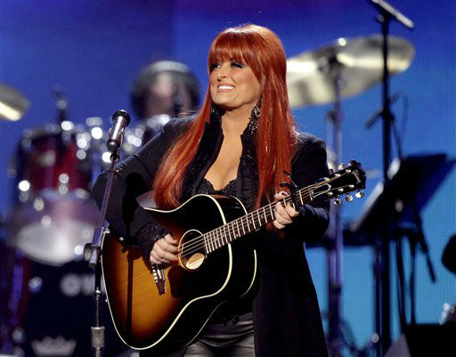 Dancing With The Stars: Singer Wynonna Judd