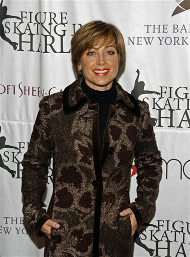 Figure skater Dorothy Hamill  <span class=meta>(AP Photo&#47; Jason DeCrow)</span>