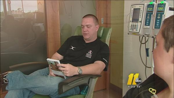 Husband writes book while wife battles cancer