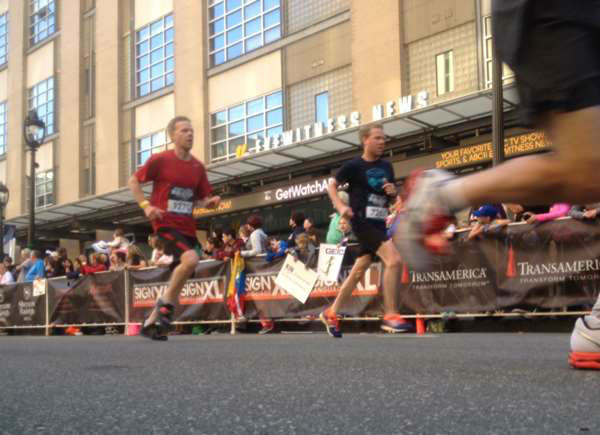 "<div class=""meta ""><span class=""caption-text "">Raleigh's first ever Rock 'n' Roll Marathon drew large crowds and big bucks. More than 12,000 runners from around the world participated in Sunday's big race. (WTVD Photo/ Photo Courtesy: ABC11 Viewers)</span></div>"