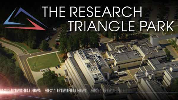 Research Triangle Park unveils new master plan