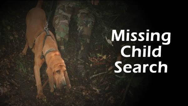 Missing child search