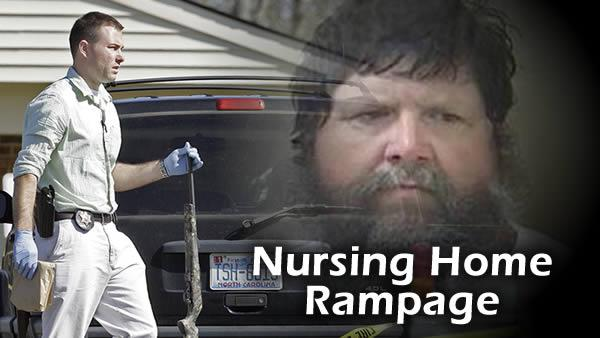 Nursing home shooter doesn't remember