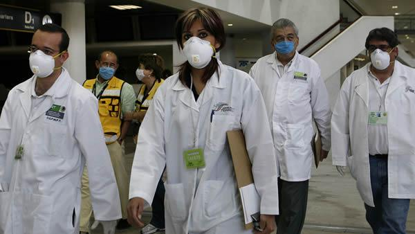 NC officials take precautions against swine flu