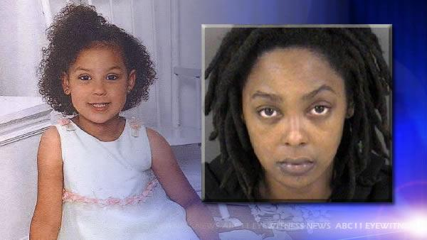 Mother arrested in missing girl case