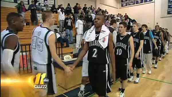 High School Hoops highlights - Feb. 5, 2010