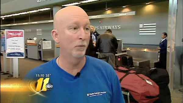 Triangle doctors headed to Haiti