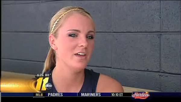 Student Athlete of the Week: Kailey Farmer