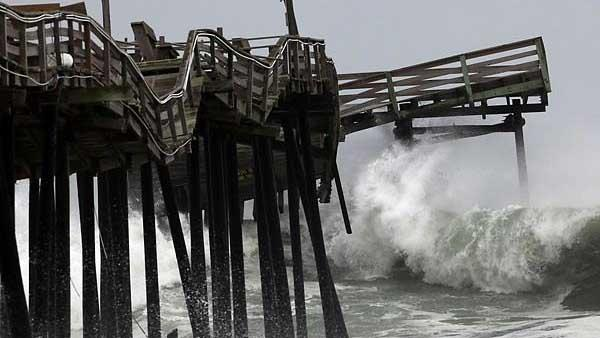 i-witness photo of Frisco Pier at Cape Hatteras