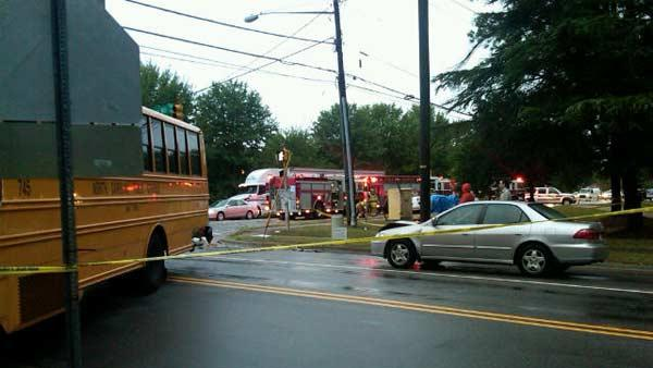 TEEN DIES AFTER CRASH with school bus | abc11.