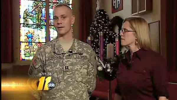 Armed Forces Salute: Aderhold Family