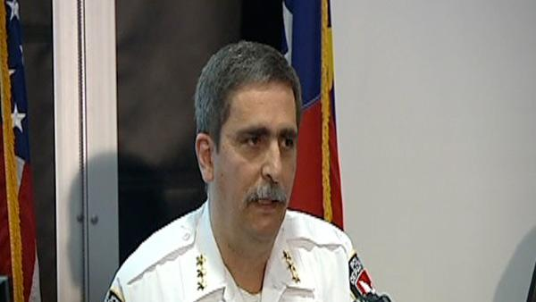 Police chief inks letter urging change in community