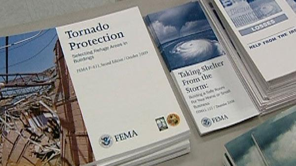 Some tornado survivors denied by FEMA