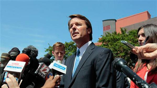 Donors want money back from John Edwards