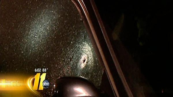 Police: I-540 shooting likely road rage