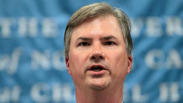 UNC taking next step toward replacing Thorp
