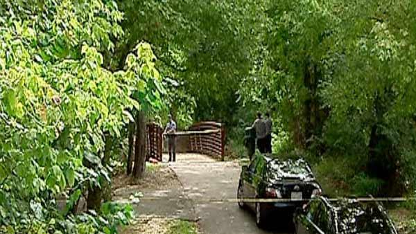 Police say remains found by greenway are human