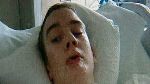 The battle over a teenage boy's future continues