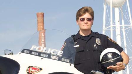 Durham Police Officer Teresa Gilliam