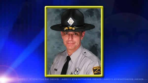 Slain trooper honored by military