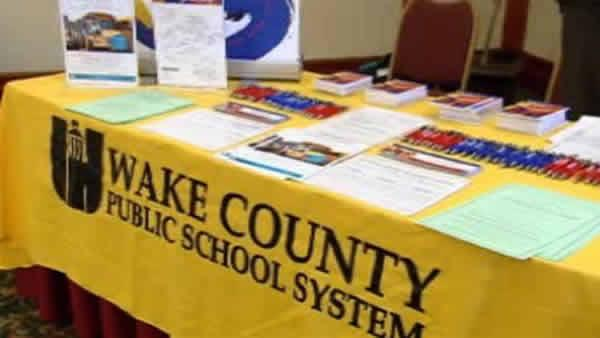 Hundreds turn out for Wake County career fair