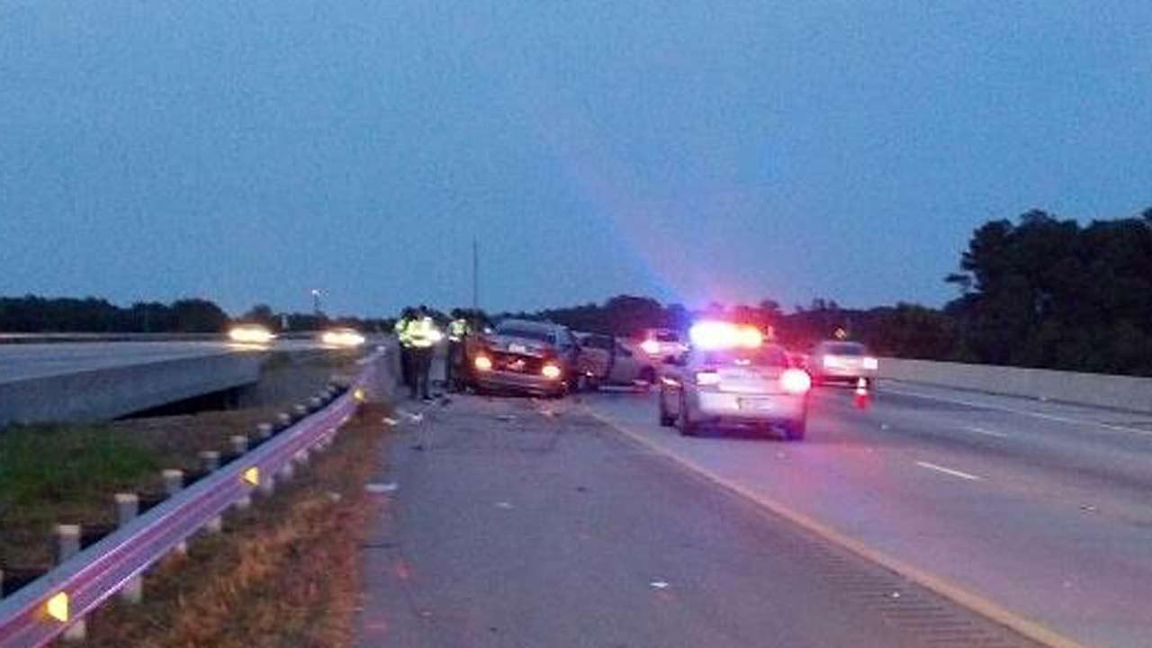 Man killed in Wake County accident