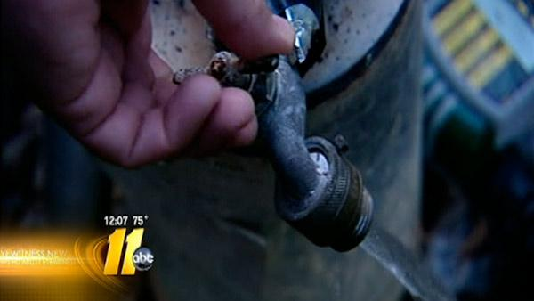 Officials address concerns about toxic chemical