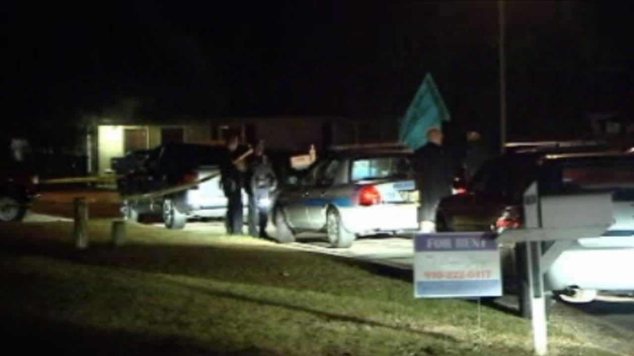 The shooting happened at a home in the 6500 block of Wicklow Place on Nov. 2