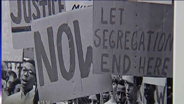 Pictures tell the story in Civil Rights exhibit