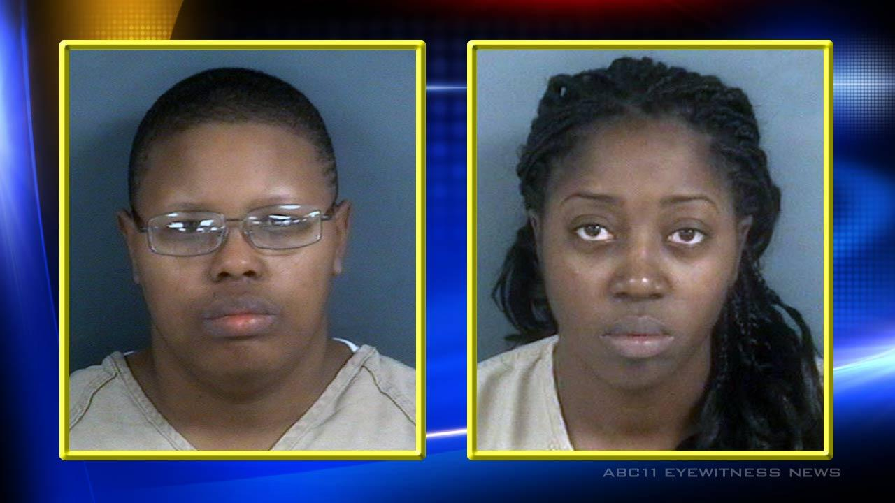 Myeisha Brown and Michele Butler <span class=meta>(Photos courtesy of Fayetteville Police Department)</span>