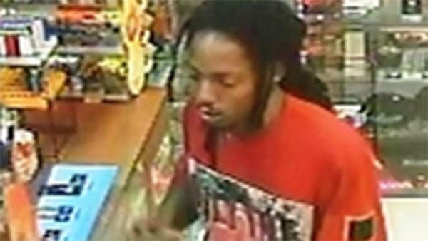 Authorities in Fayetteville are trying to identify a suspect seen in surveillance video during a robbery on Nov. 2