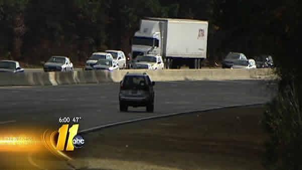 I-40 construction plan under microscope