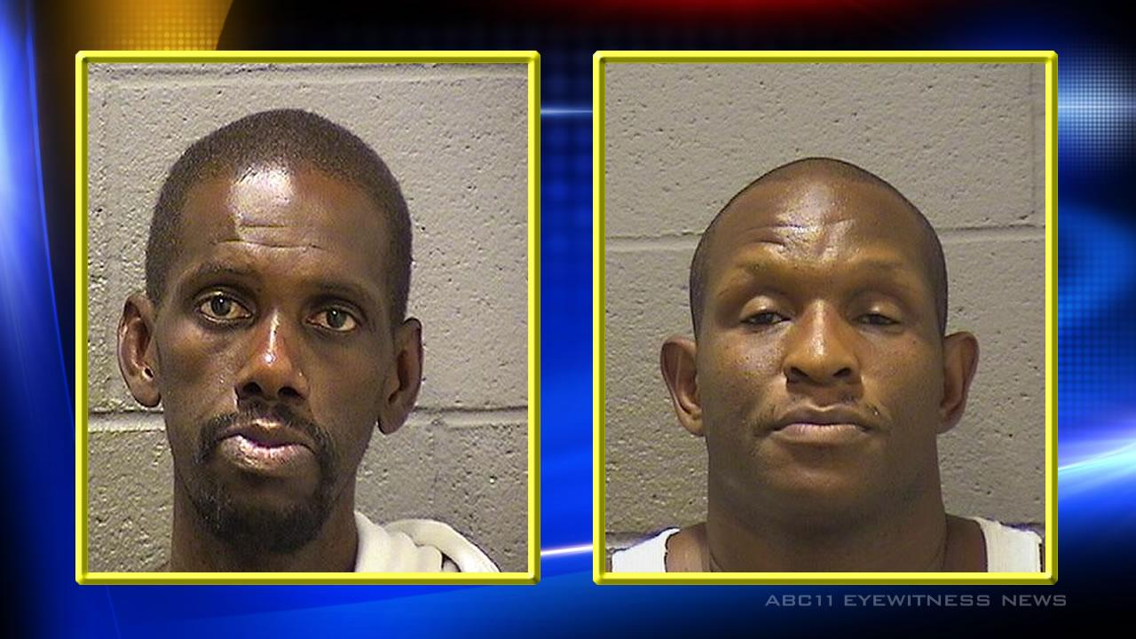 Thieves who targeted churches arrested