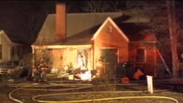 Two killed in Durham house fire