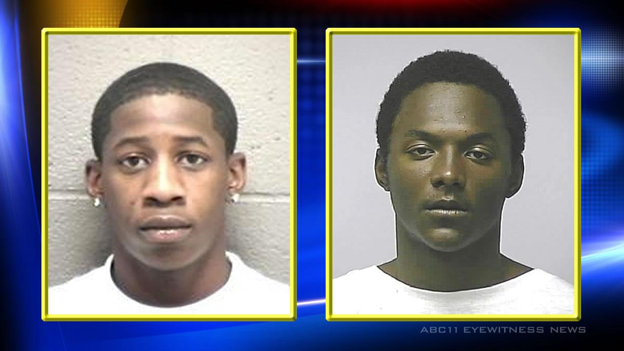 Andre Marquis Owens (L) and Vincent Ramone Sowell Jr.(R)
