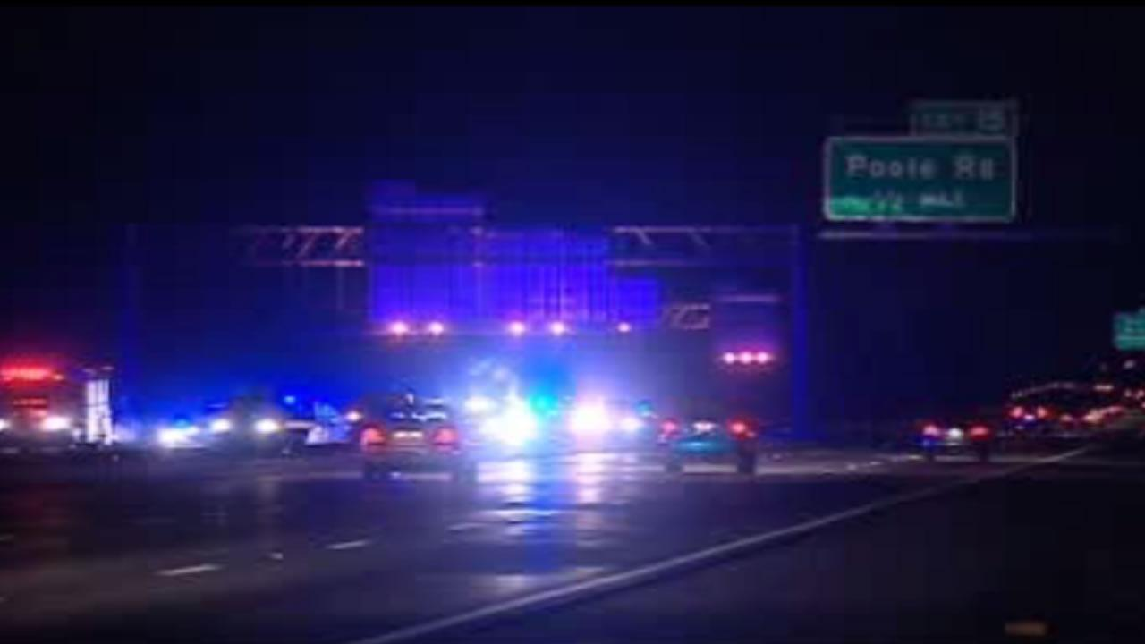 Pedestrian fatality shuts down interstate