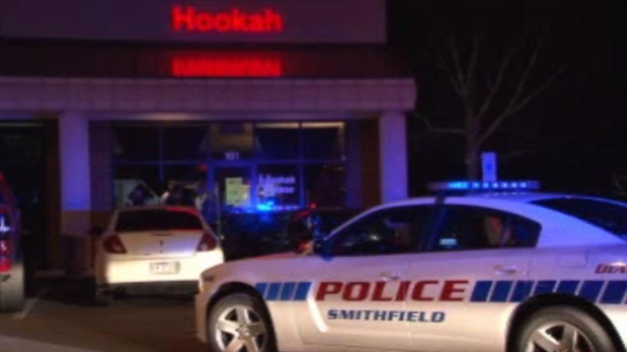 Fight breaks out at Smithfield hookah bar