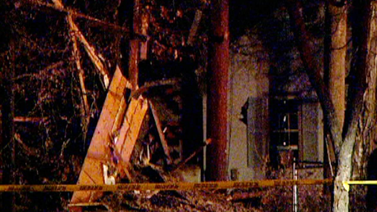 Authorities in Fayetteville are investigating an early Wednesday morning explosion at a vacant home in 3300 block of Cumberland Road.