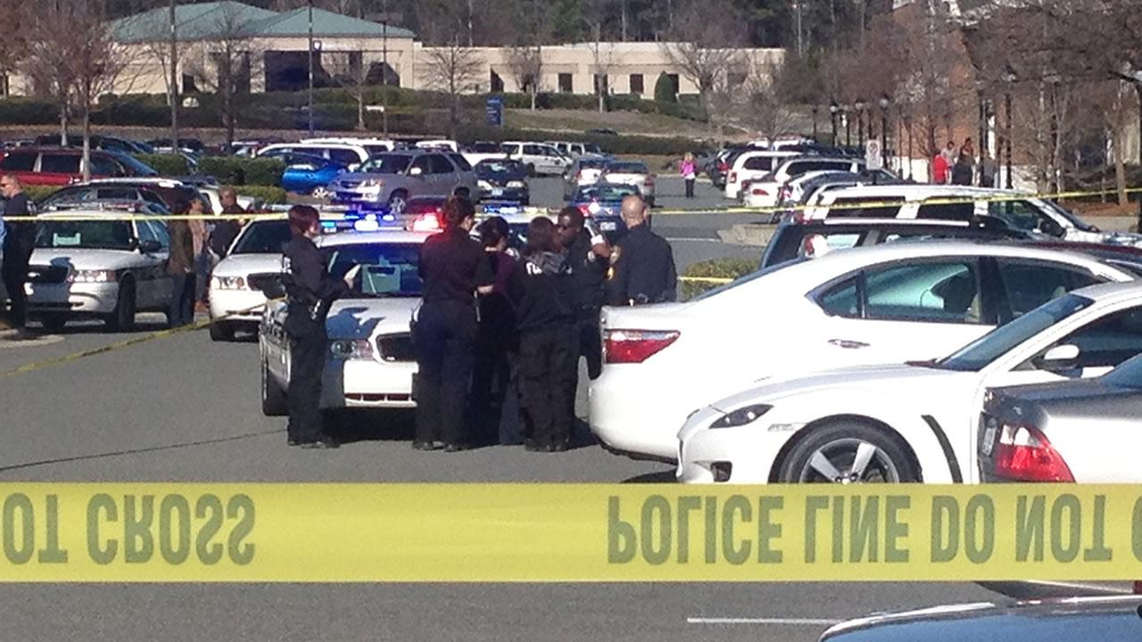 Durham police are investigating a homicide that happened Saturday afternoon on Fayetteville Road. <span class=meta>(Jeff Hinkle)</span>