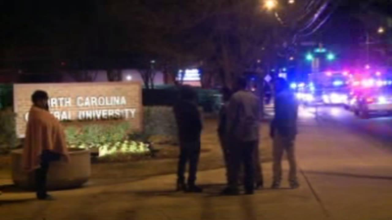 Durham police are investigating an overnight shooting near North Carolina Central University that injured two people