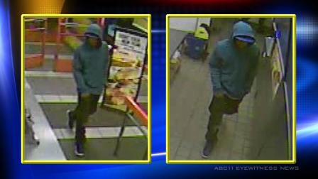 On Feb. 4, the Burger King on S. Reilly Road in Fayetteville was robbed just before 9:20 p.m.