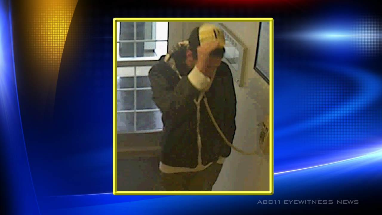 Authorities in Fayetteville are trying to identify a suspect who robbed an extended stay hotel near downtown Wednesday morning.