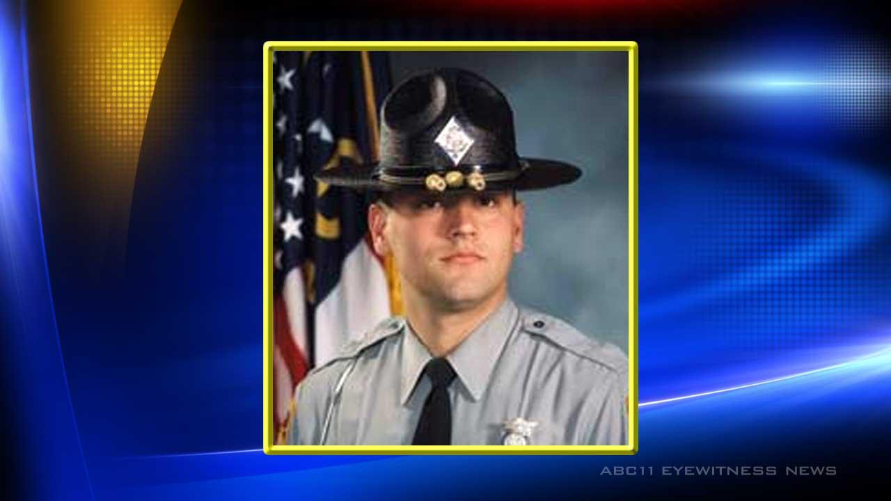 State Highway Patrol Trooper Michael Potts