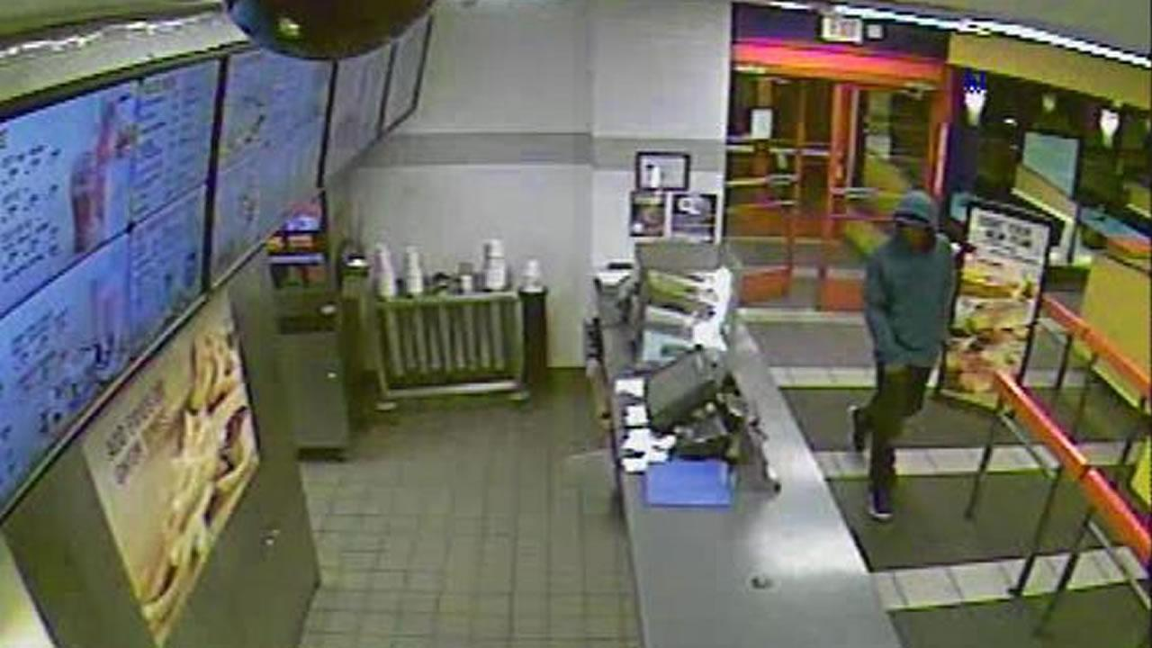 Fayetteville police are investigating a series of robberies that have occurred since Feb. 4. <span class=meta>(Image courtesy Fayetteville Police Department)</span>