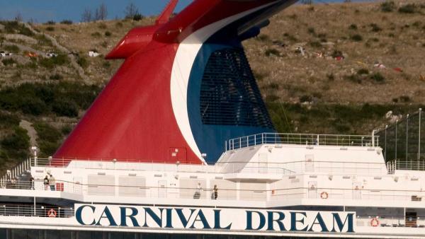 Local man recalls trip on Carnival Dream